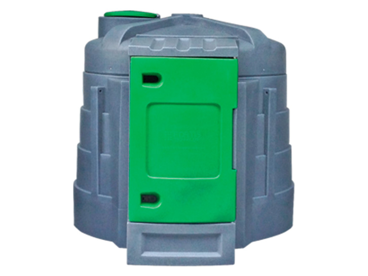 FORTIS LUBRICANTES DOBLE PARED 3.000 LTS. POLIETILENO HDPE