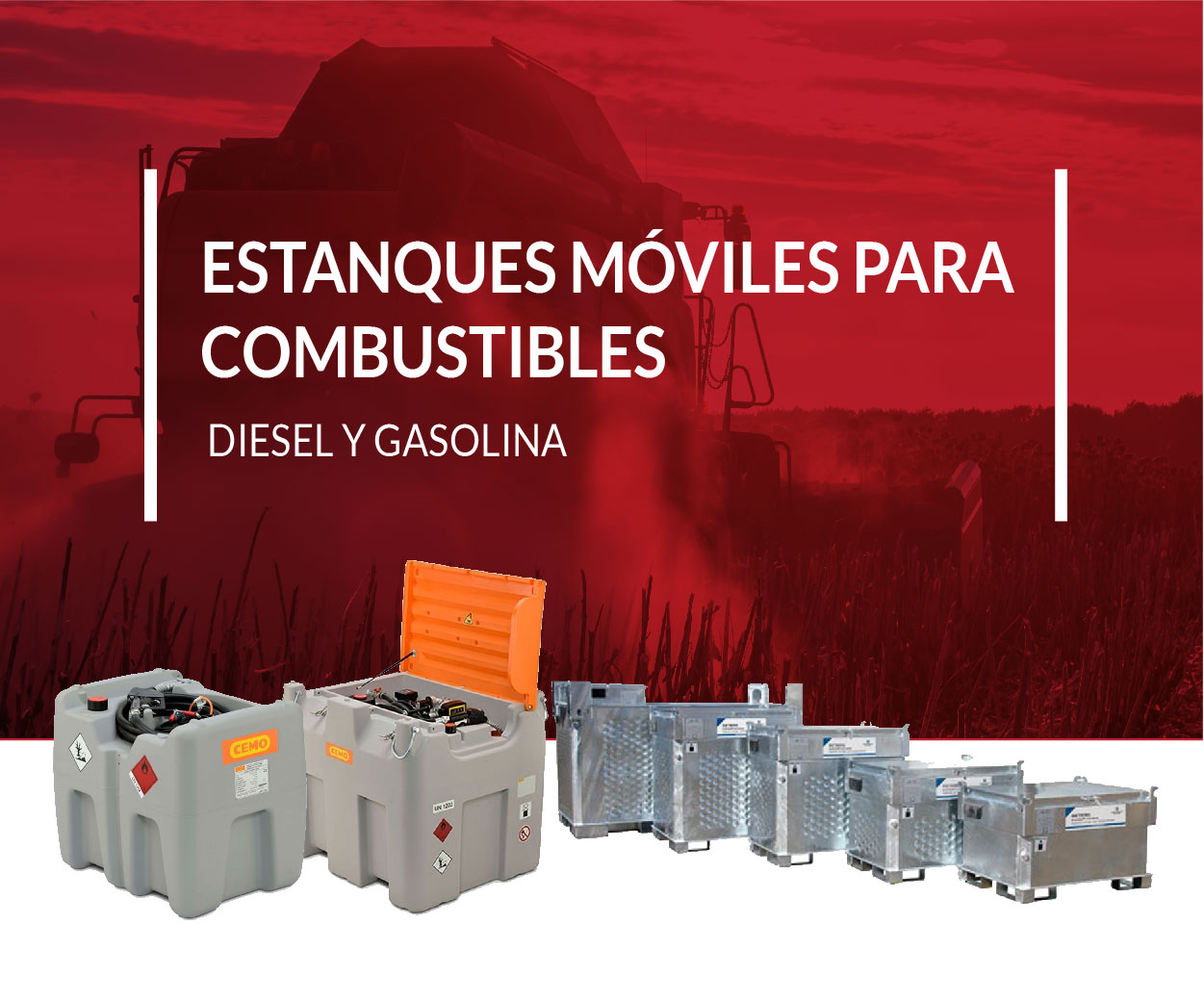 estanques combustibles ASSA
