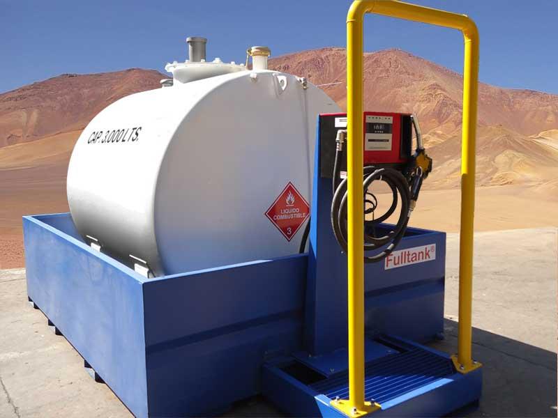 FULLTANK 3.000 Litros Diesel