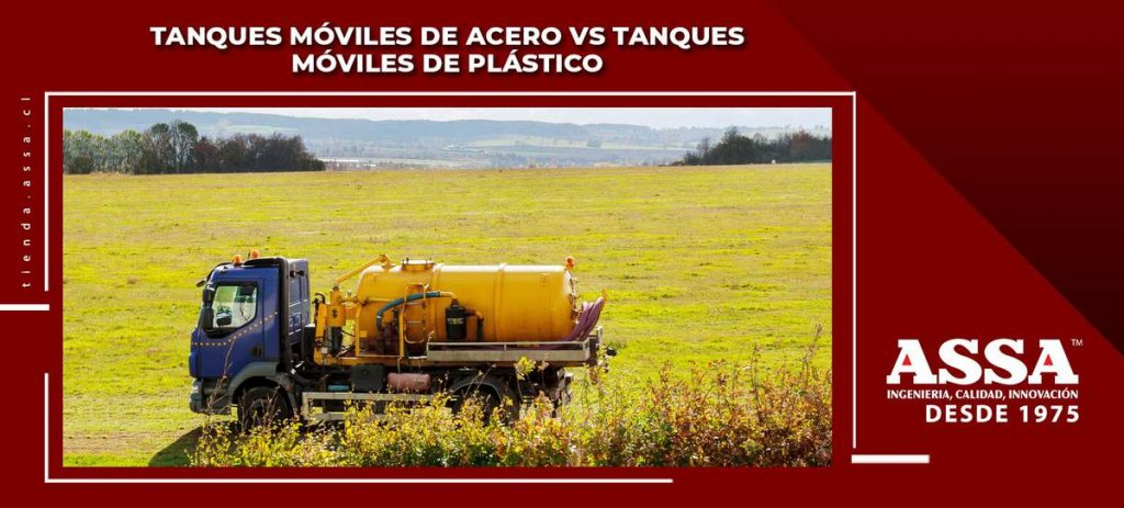 Tanques móviles