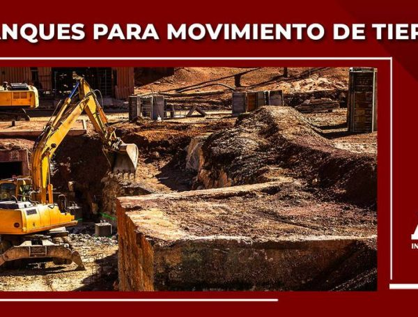 Estanques Móviles para Movimiento de Tierra